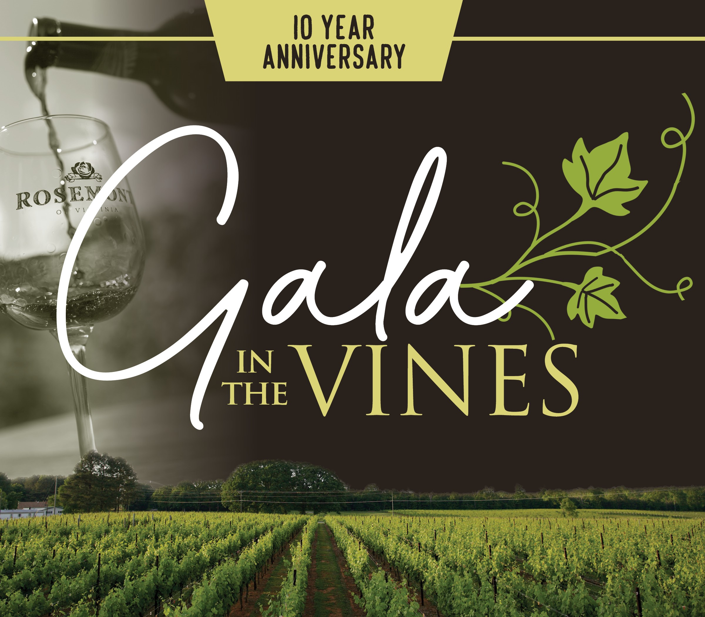 Gala in the Vines